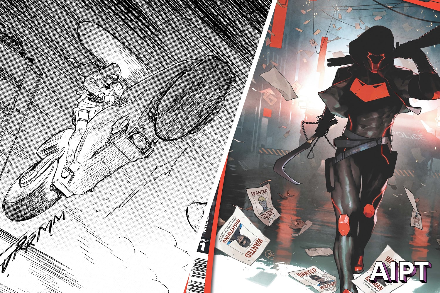 DC First Look: 'Future State: Gotham' #1 featuring Red Hood!