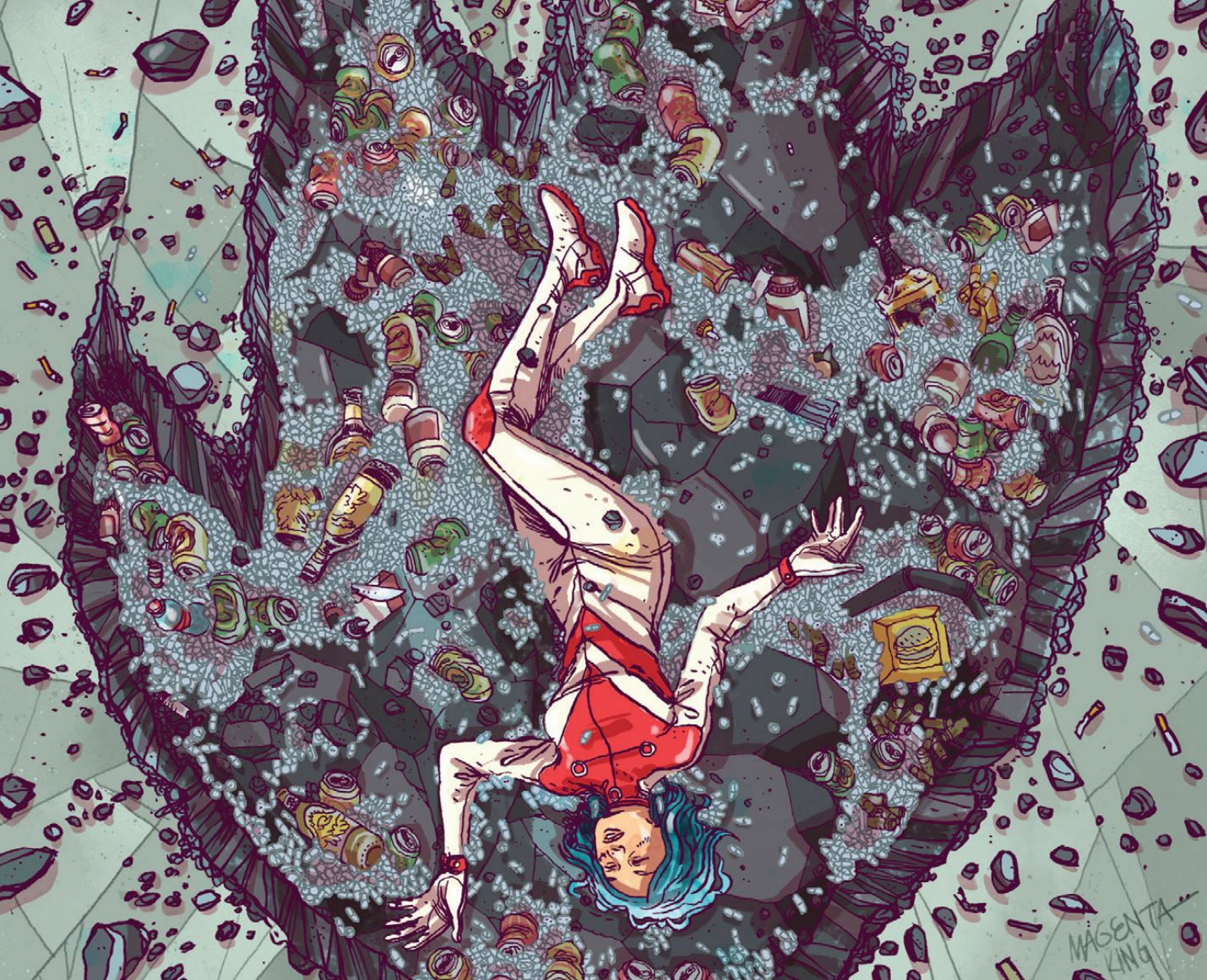 'Jenny Zero' #1 proves partying and monsters are a perfect match