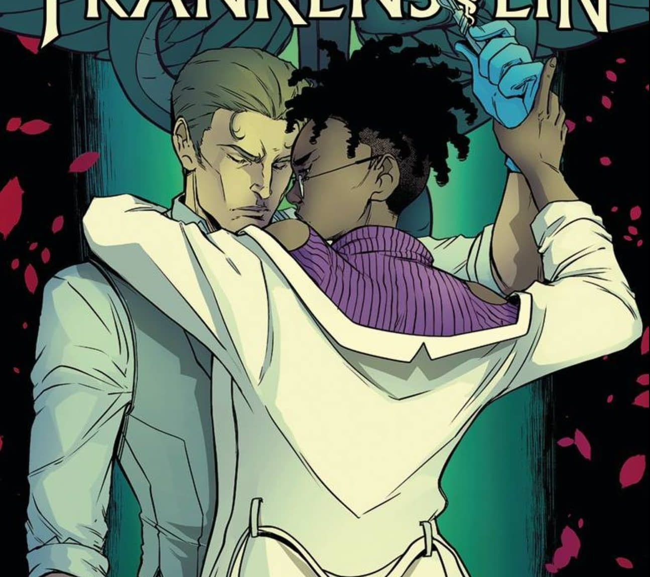'The Modern Frankenstein' #1 delivers on its premise in a great debut installment