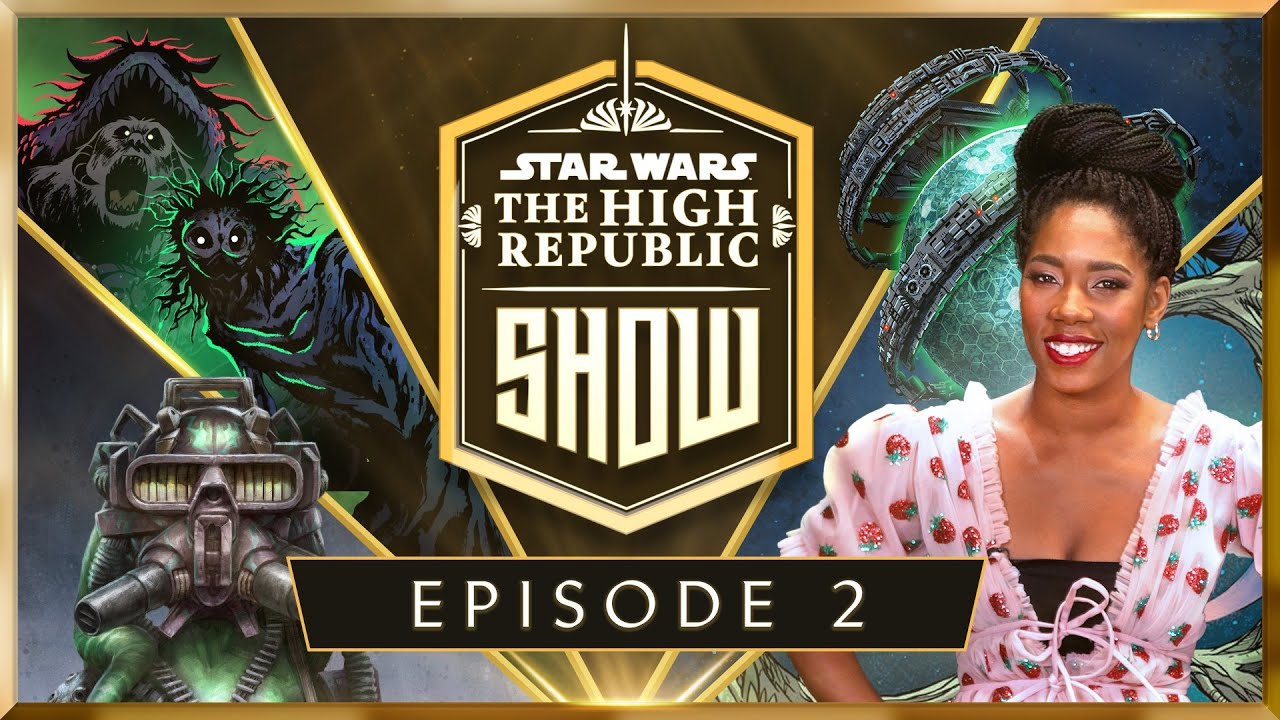 Talkin' Tauntauns Podcast episode 57: The High Republic Show episode 2