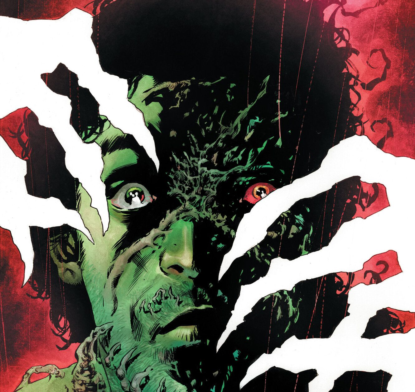 'The Swamp Thing' #2 review: A war of ideas