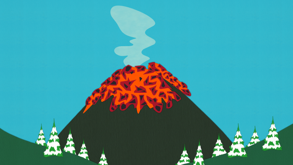 Goin' Down to South Park Guide S 1 E 3: 'Volcano'