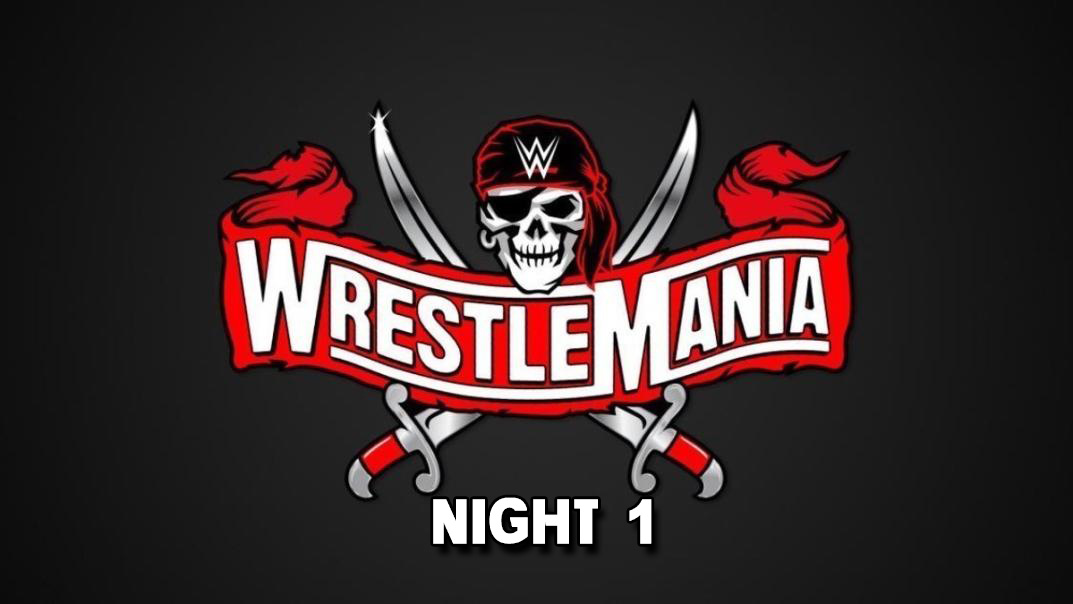 WrestleMania 37 Night 1 preview and predictions