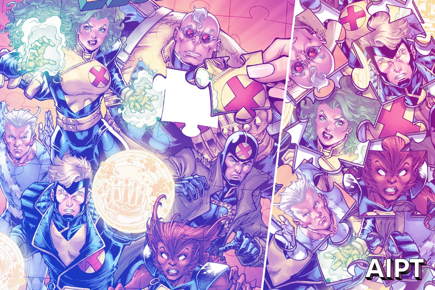 'X-Men Legends' #5 kicks off 'X-Factor' story by Peter David and Todd Nauck