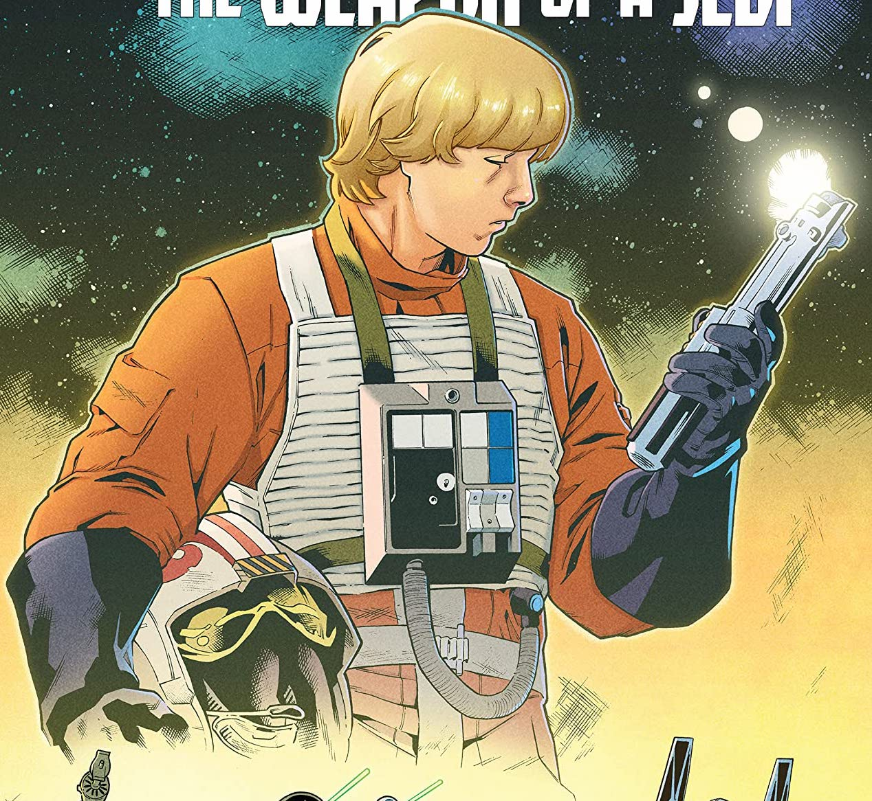 'Star Wars Adventures: Weapon of a Jedi' #1 review