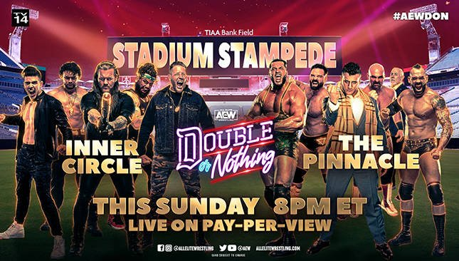 AEW 'Double or Nothing' 2021 was pure magic