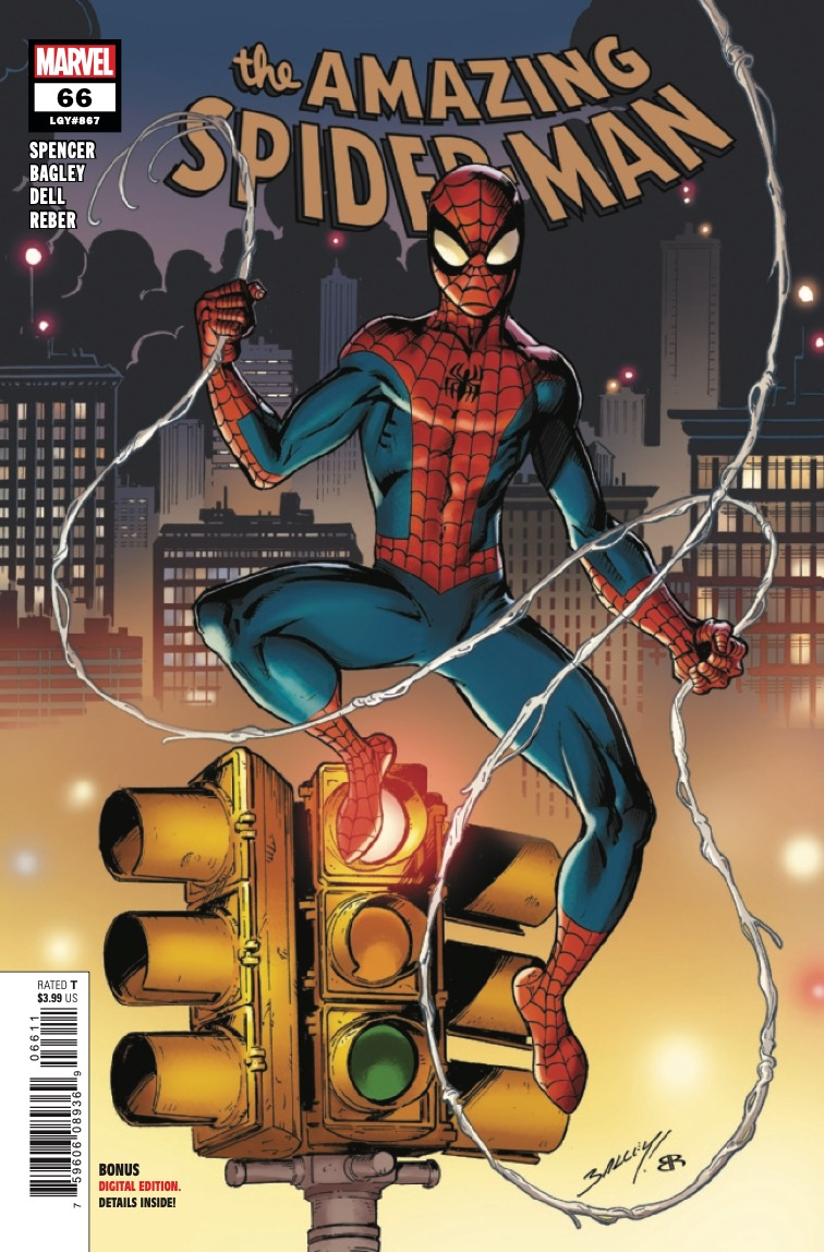 Marvel Preview: Amazing Spider-Man #66