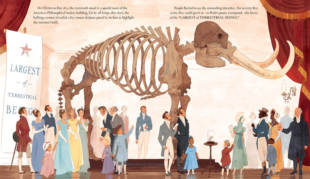 Explore Thomas Jefferson's paleontology obsession in two new children's books