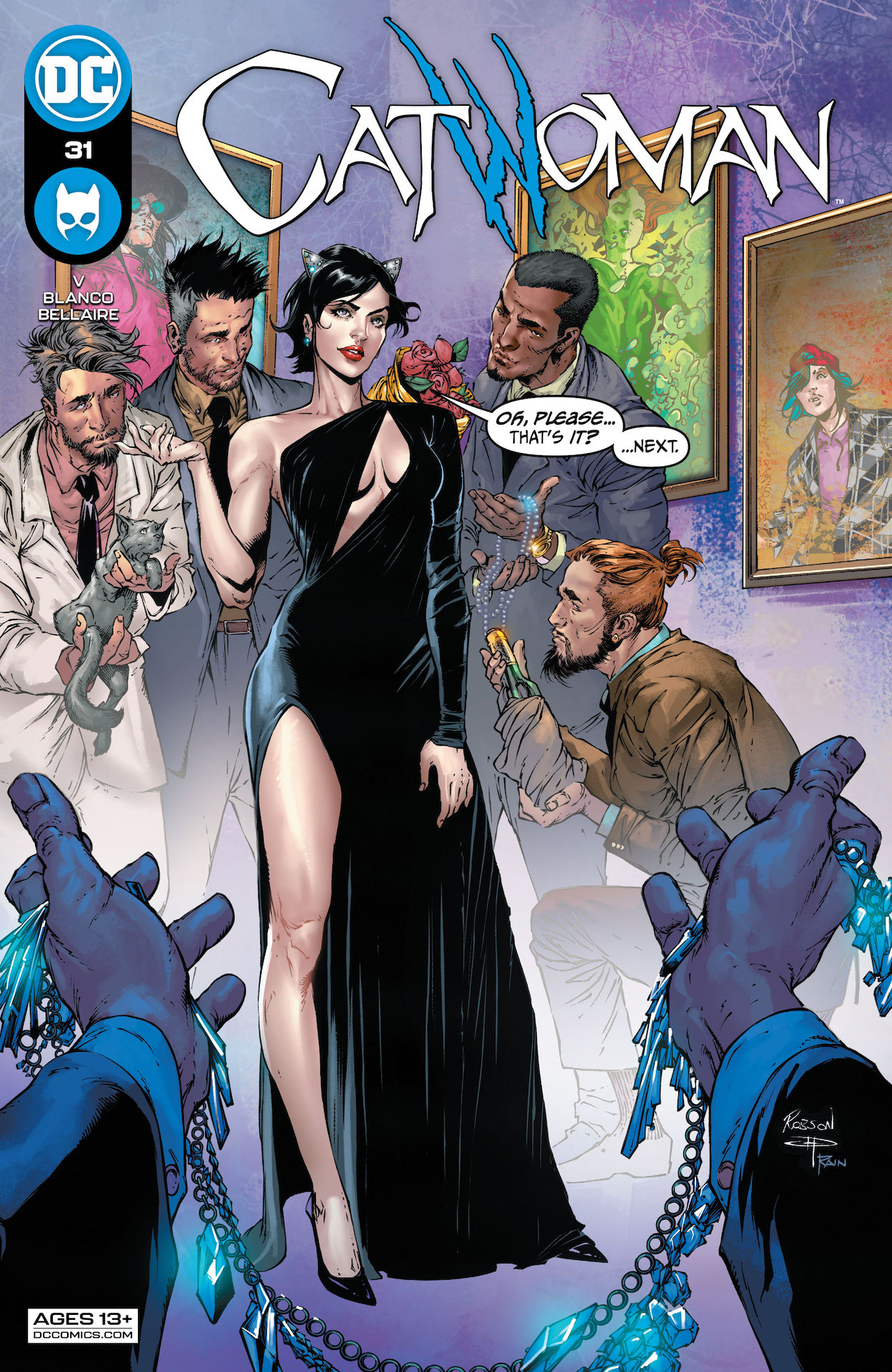 DC Preview: Catwoman #31