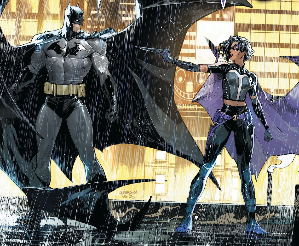 'Detective Comics' #1036 thickens the murder mystery plot