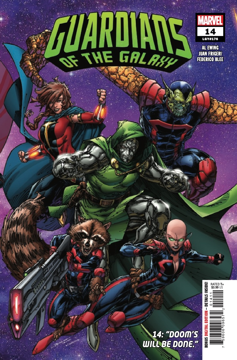 Marvel Preview: Guardians of the Galaxy #14