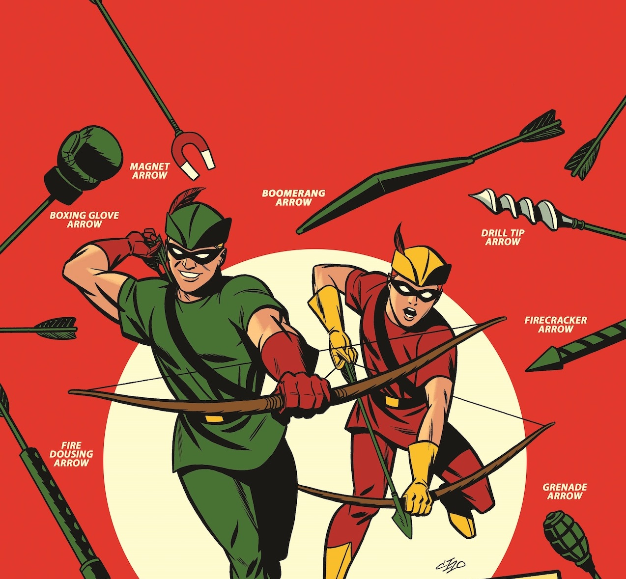 DC First Look: Green Arrow 80th Anniversary 100-Page Super Spectacular #1