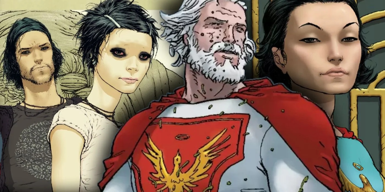 From the page to the screen: three key moments for 'Jupiter's Legacy' adaptation