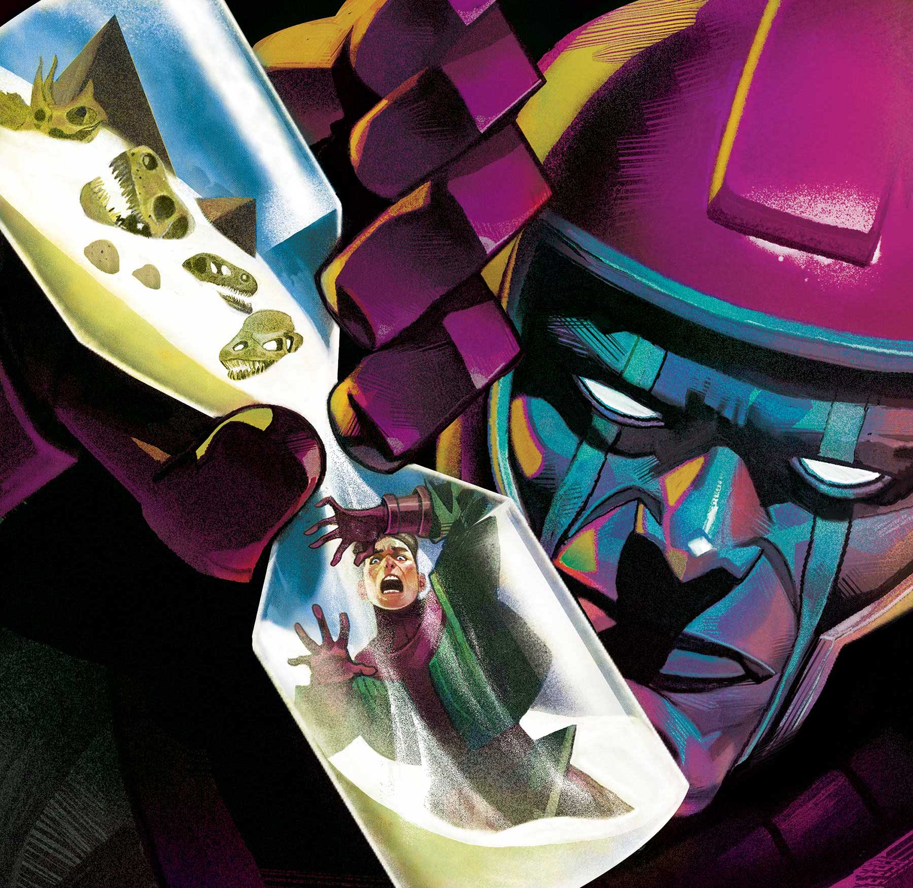 Marvel announces 'Kang the Conqueror' miniseries for August 2021