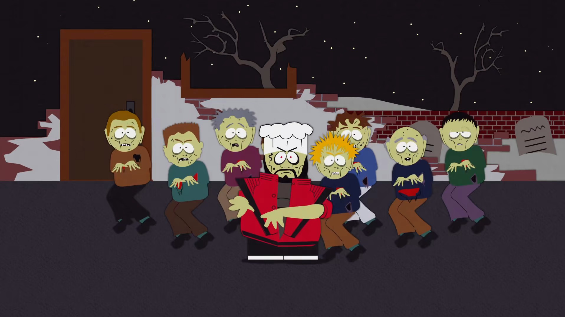 Goin' Down to South Park Guide S 1 E 7: 'Pinkeye'