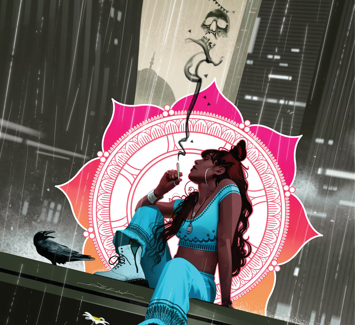 EXCLUSIVE BOOM! Preview: The Many Deaths of Laila Starr #2