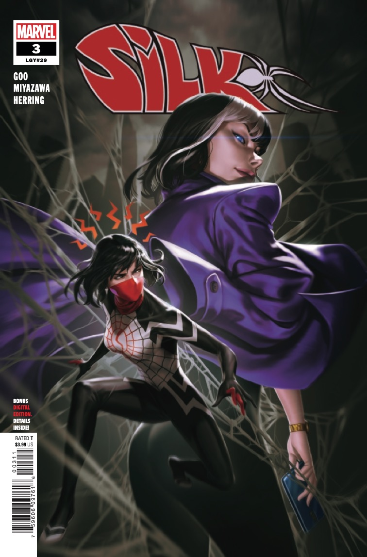Marvel Preview: Silk #3