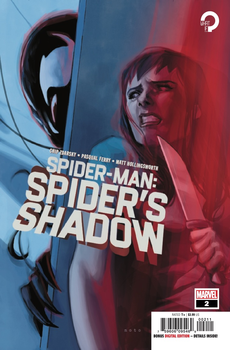 Marvel Preview: Spider-Man: The Spider's Shadow #2
