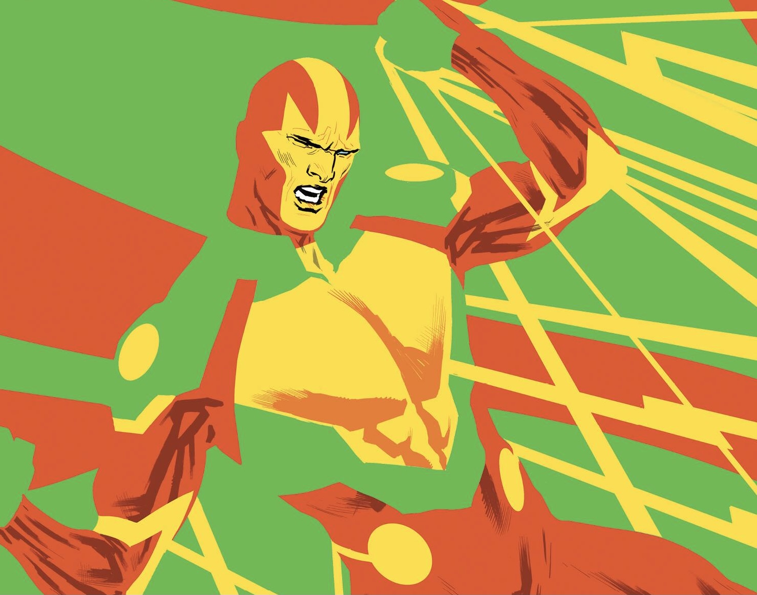 Mister Miracle Source of Freedom #1