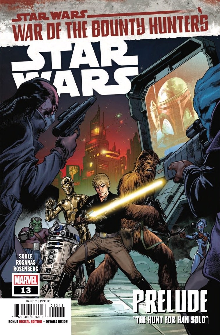 Marvel Preview: Star Wars #13