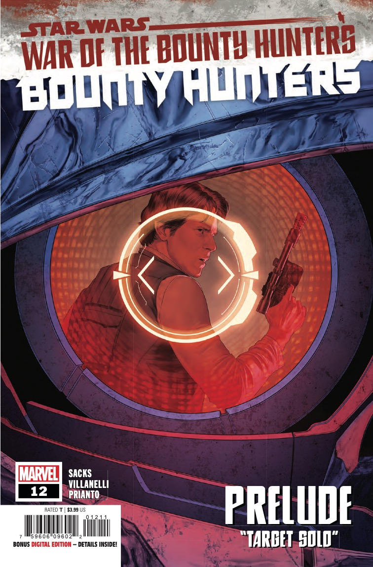Marvel Preview: Star Wars: Bounty Hunters #12