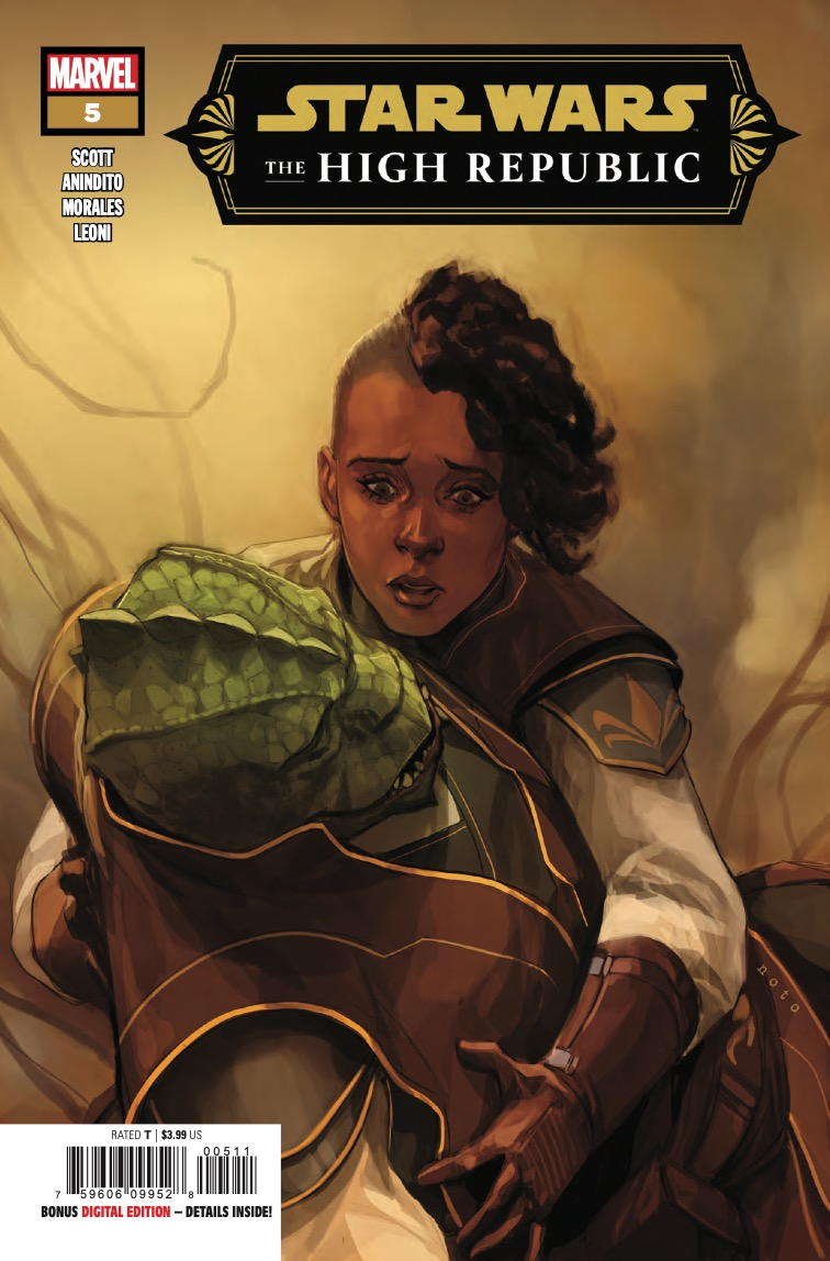Marvel Preview: Star Wars: The High Republic #5
