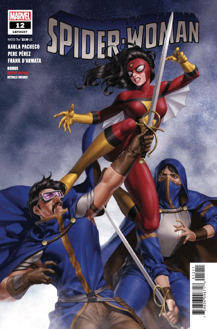 Marvel Preview: Spider-Woman #12