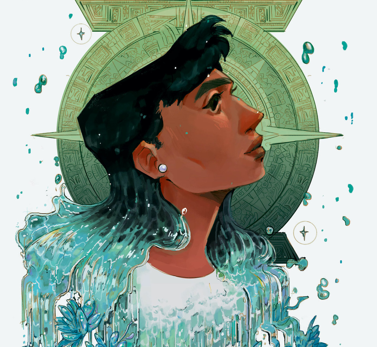 DC First Look: Unearthed: A Jessica Cruz Story OGN