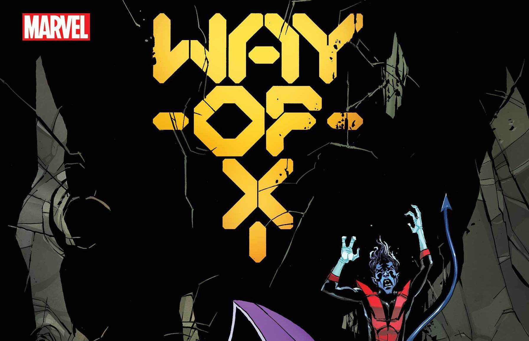 EXCLUSIVE Marvel First Look: Way of X #5