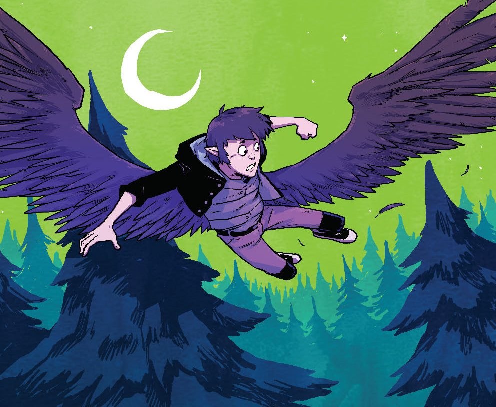 'Wynd' #6 review