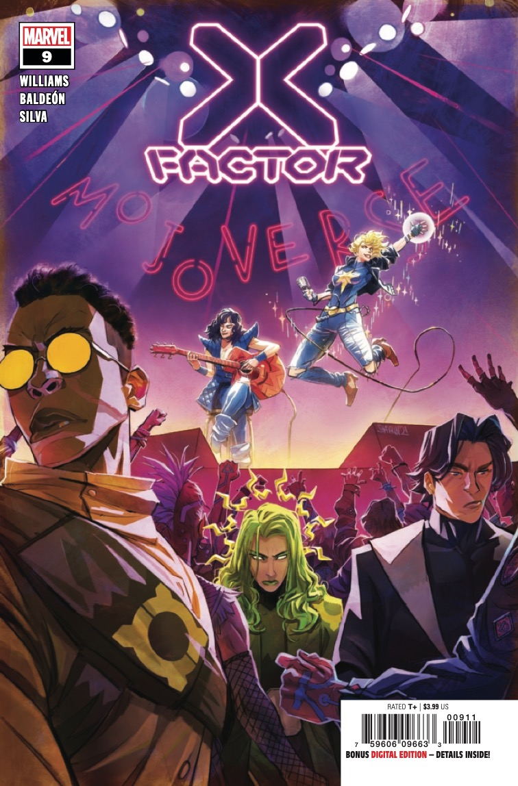 Marvel Preview: X-Factor #9