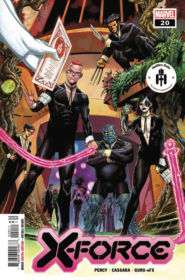 Marvel Preview: X-Force #20