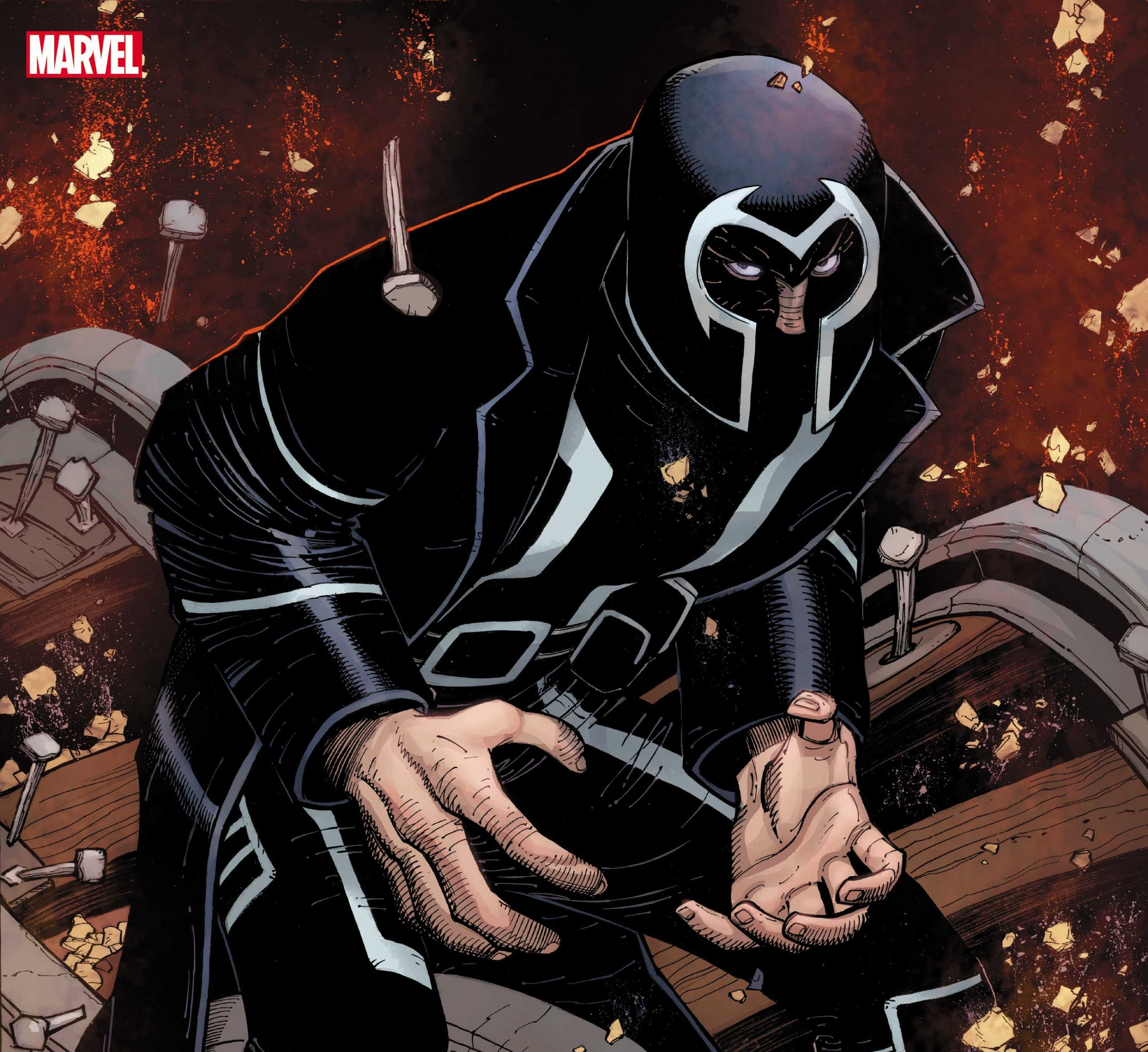 Marvel teases new series 'The Trial of Magneto' for August 2021