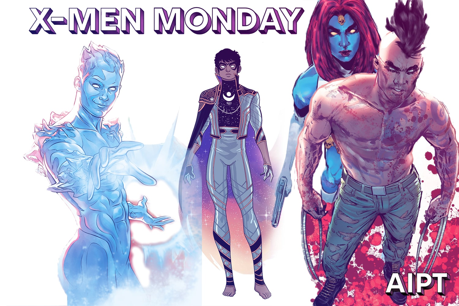 X-Men Monday Call for Questions: Marvel's Voices: Pride