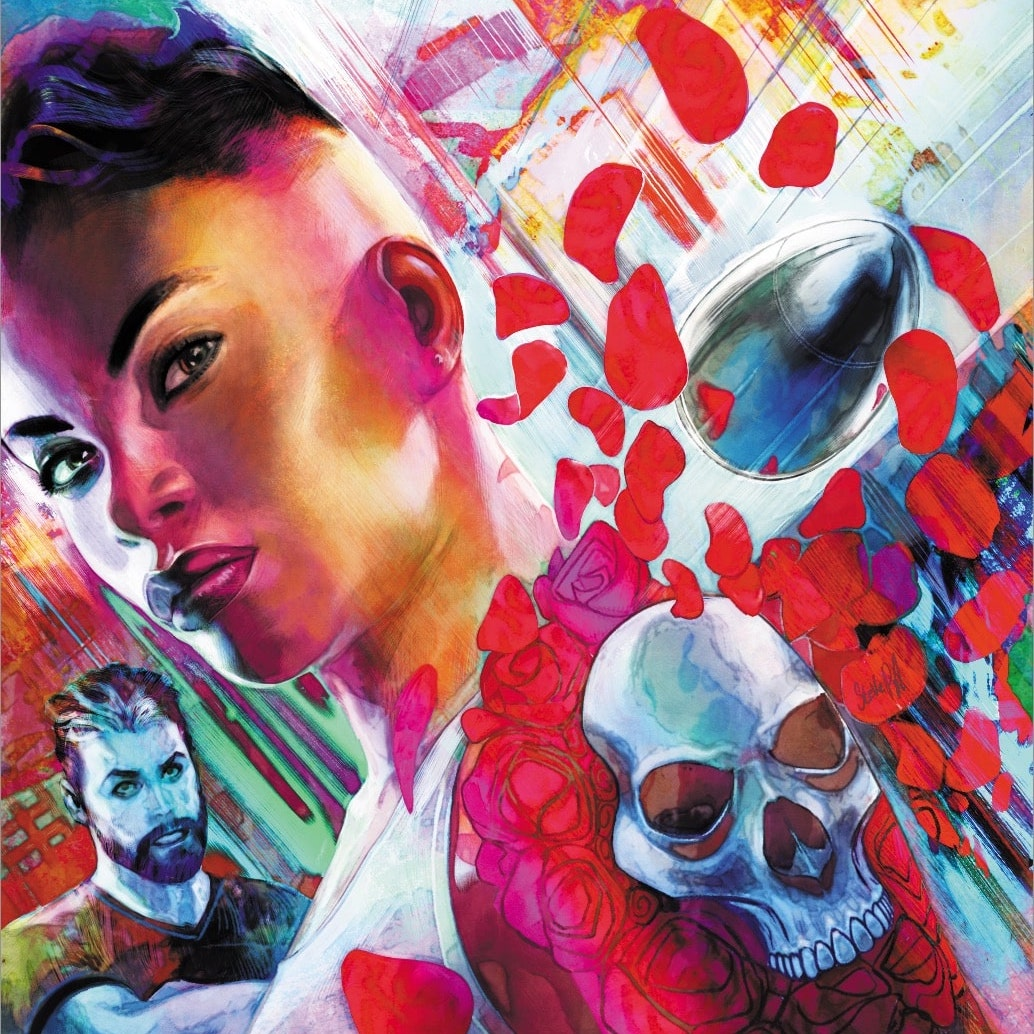 EXCLUSIVE AHOY First Look: Black's Myth #2 covers and solicit
