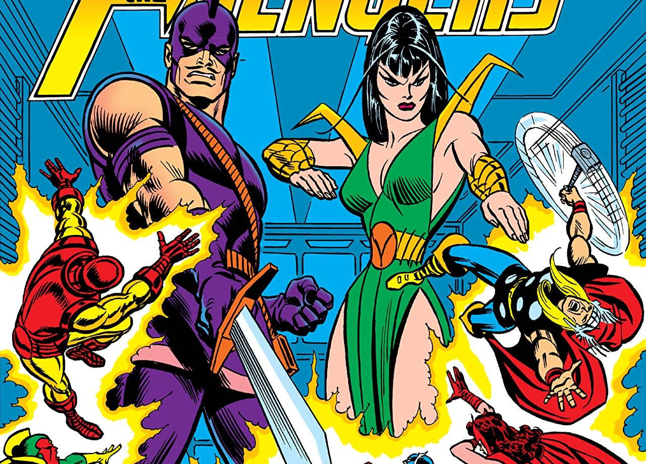 'Avengers Epic Collection: A Traitor Stalks Among Us' review
