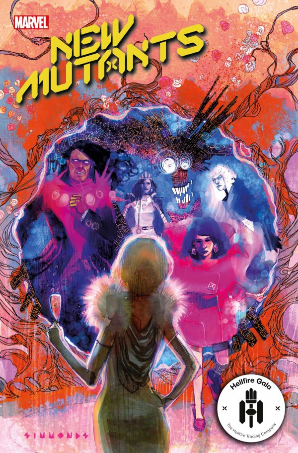 Marvel First Look: New Mutants #19