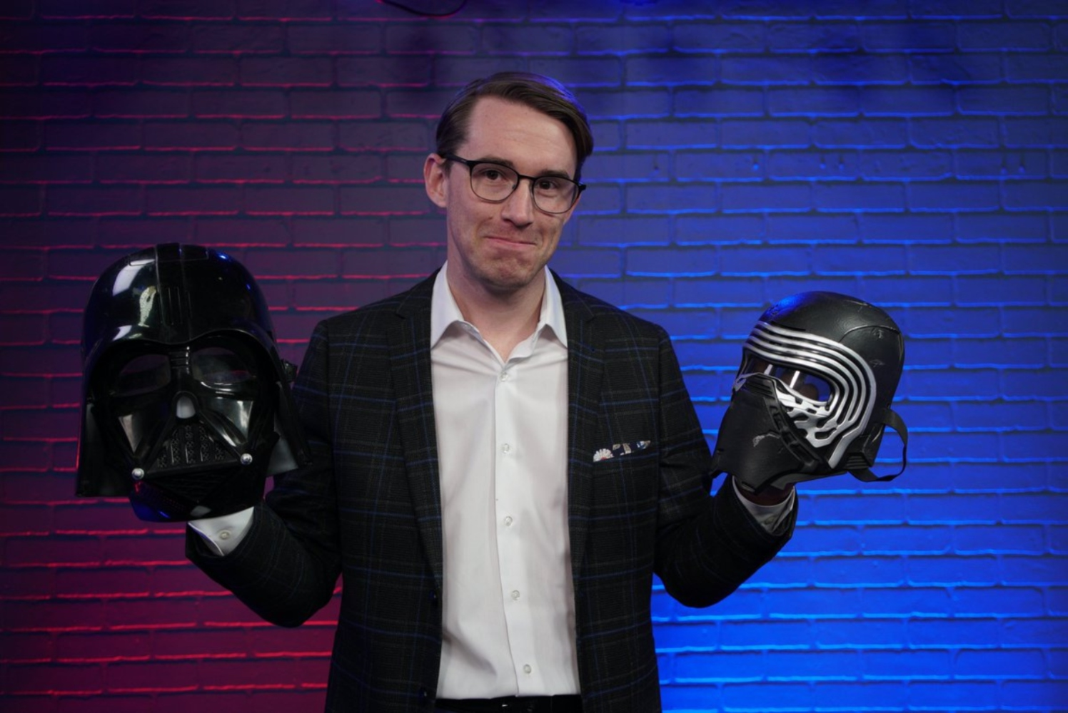 Stephen Kent thinks 'Star Wars' can save our republic