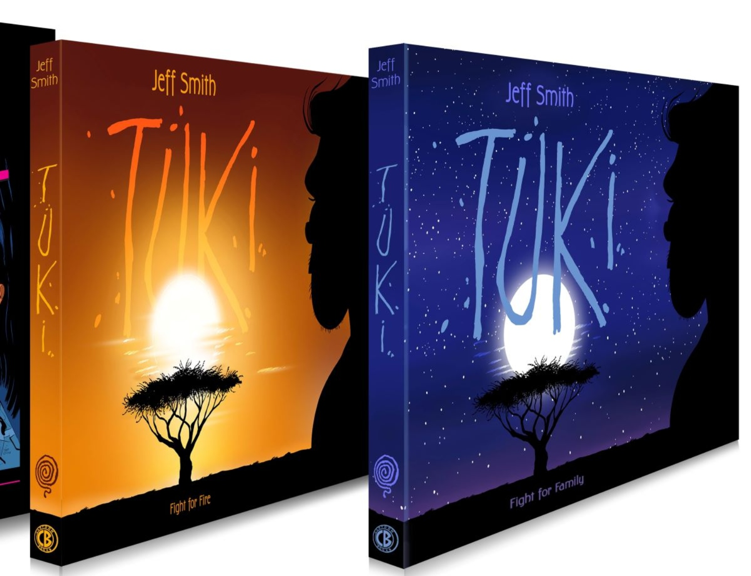 A story 2 million years in the making: Jeff Smith on creating 'Tuki'