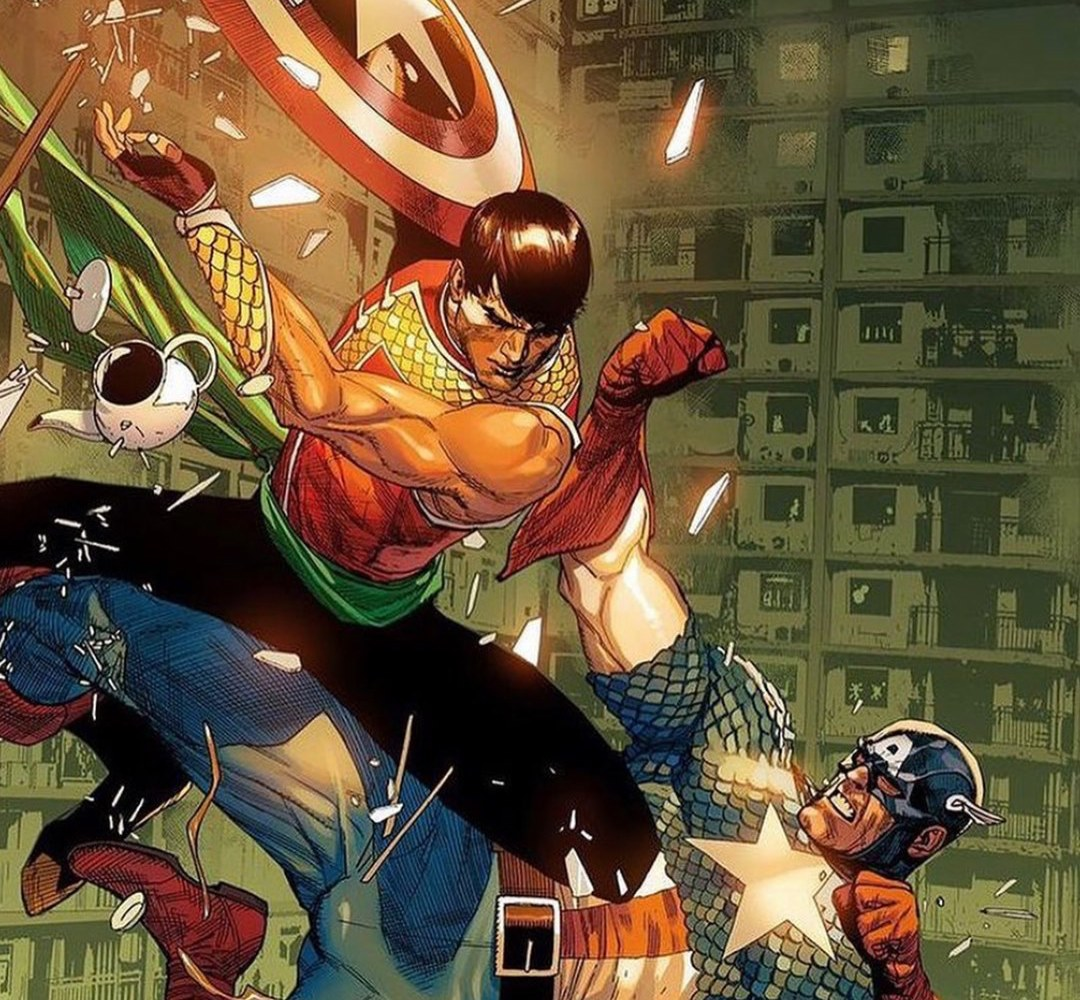 'Shang-Chi' #2 is funny, action-packed, and consistently great