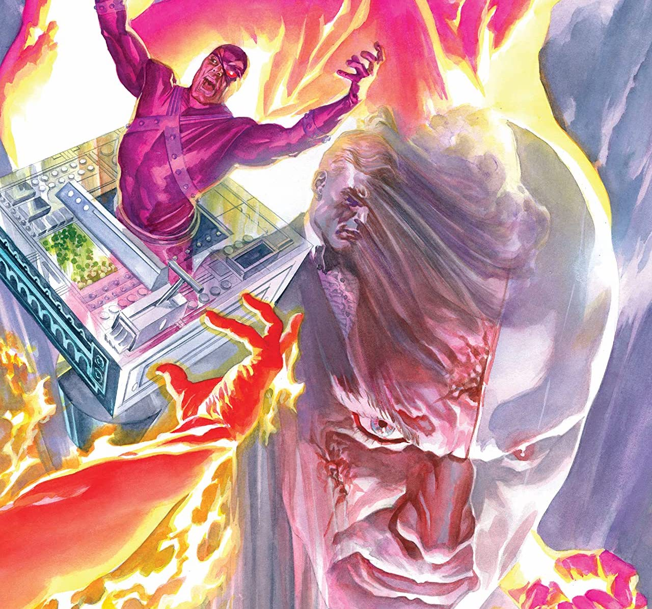 'Iron Man' #9 features the rise and fall (and fall again) of Korvac