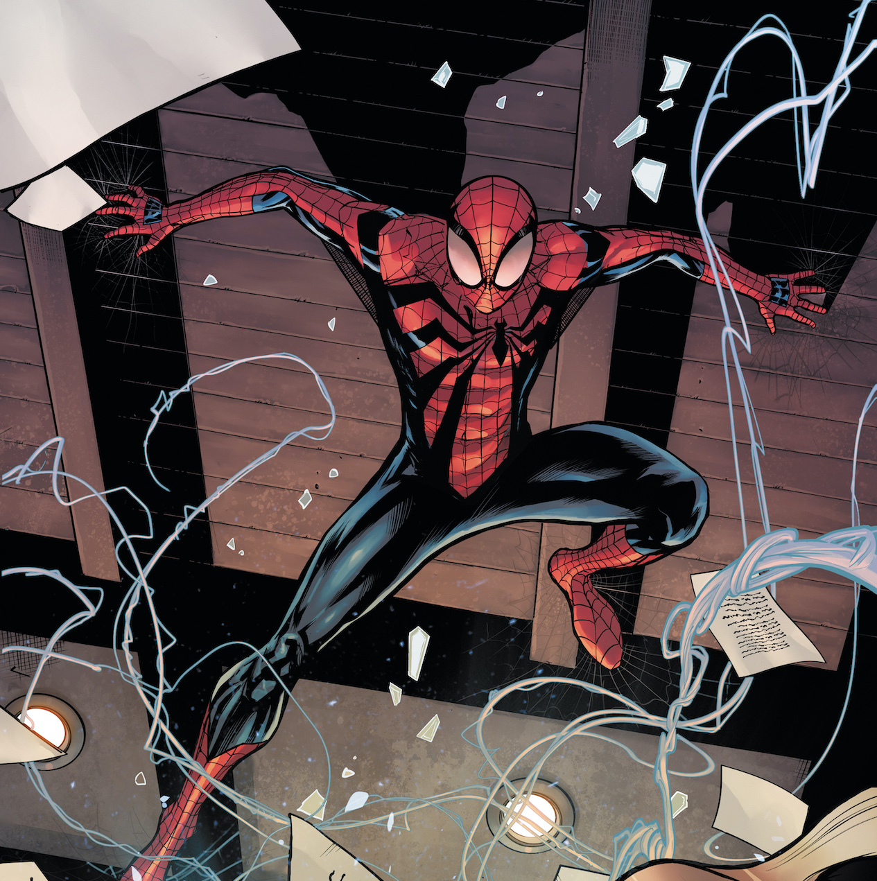 Marvel officially announces new creative team for 'Amazing Spider-Man' #75