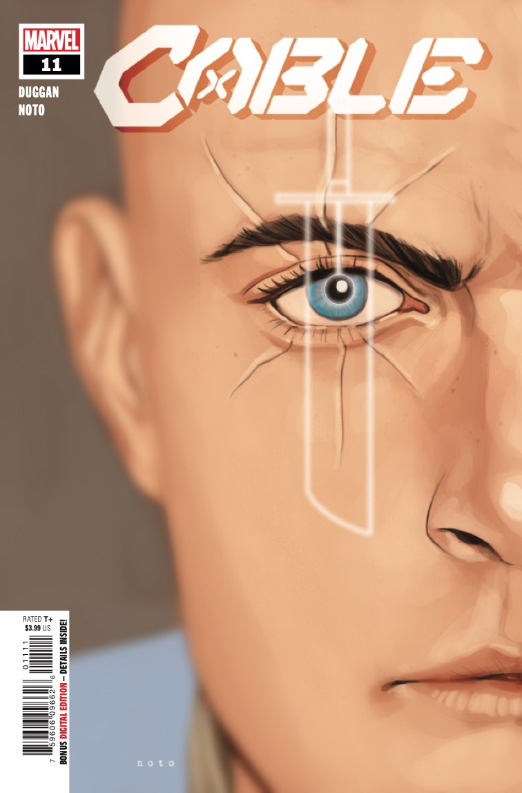 Marvel Preview: Cable #11