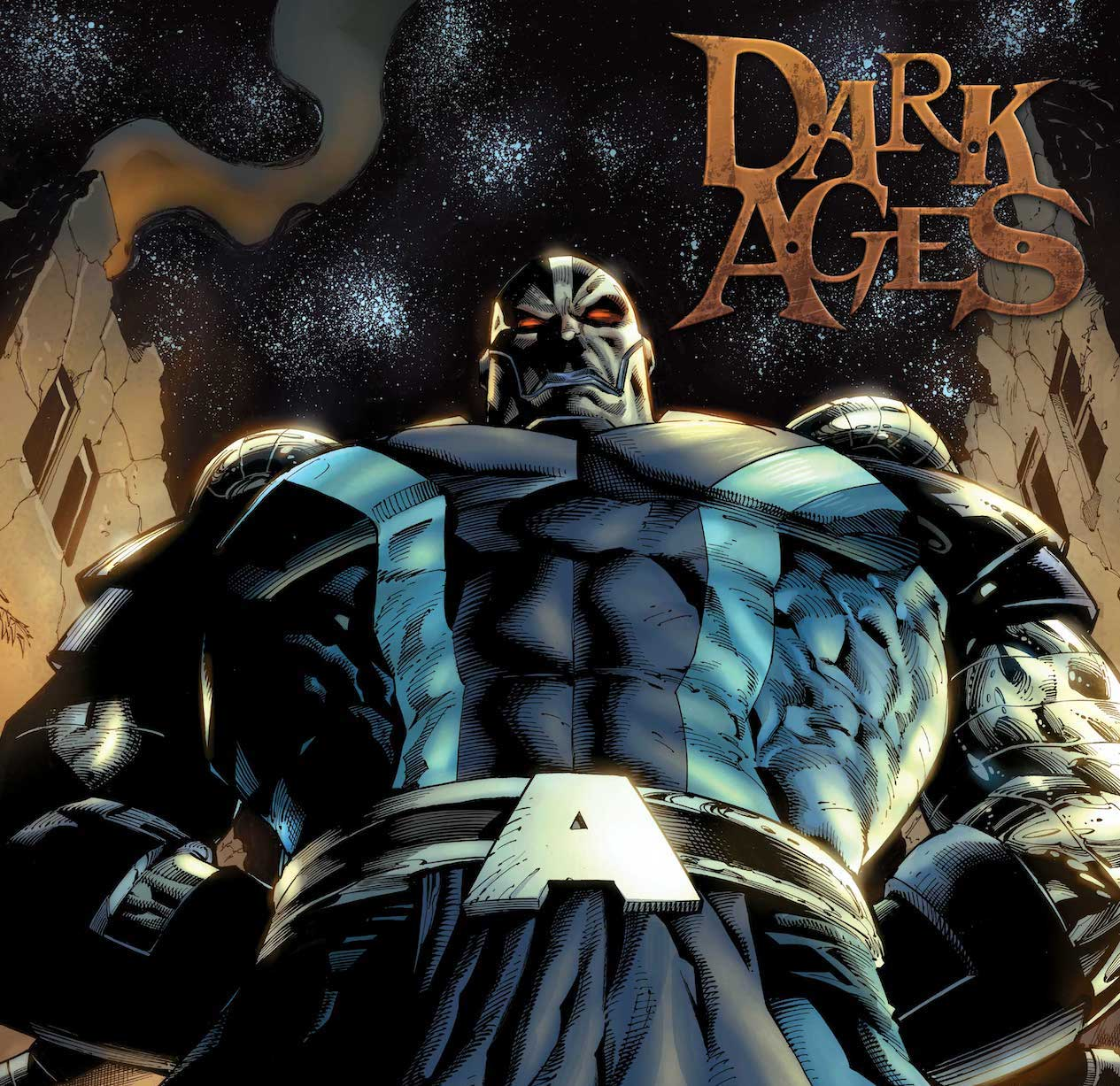 Marvel releases even more 'Dark Ages' teasers ahead of its September 1 launch