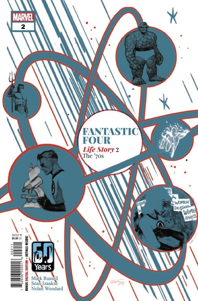 Marvel Preview: Fantastic Four: Life Story #2
