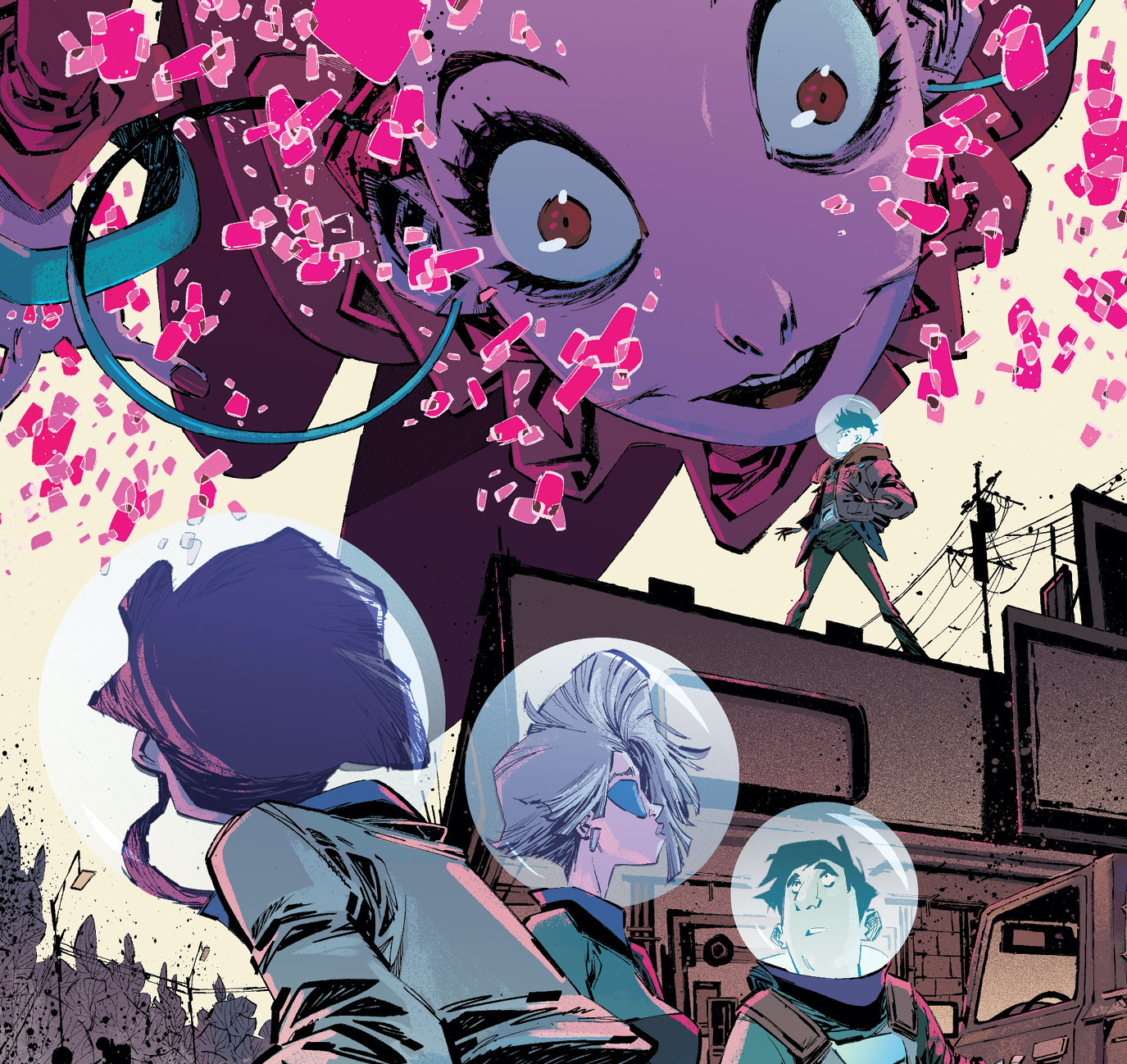 EXCLUSIVE BOOM! Preview: Good Luck #2