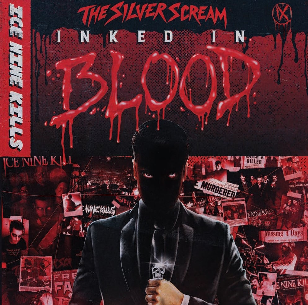 EXCLUSIVE Ice Nine Kills Preview: Inked in Blood