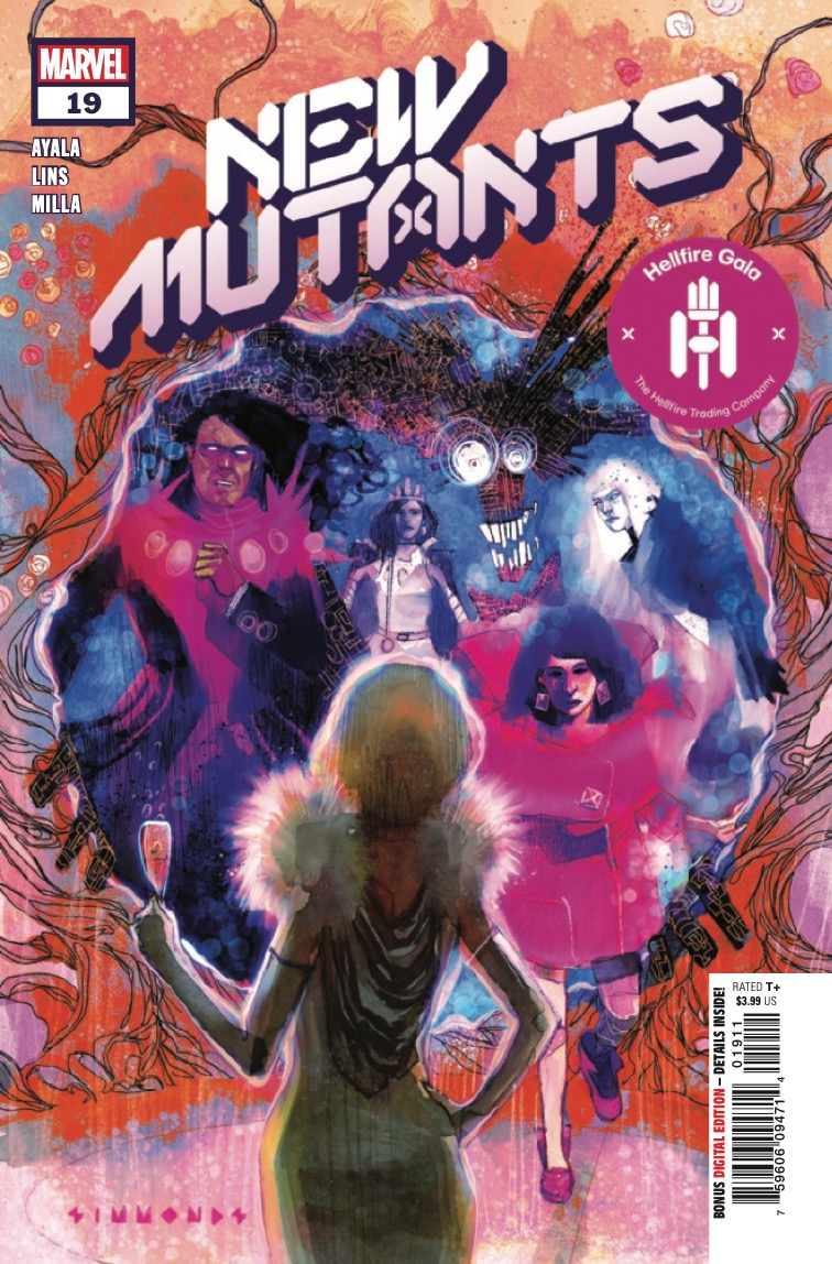 Marvel Preview: New Mutants #19