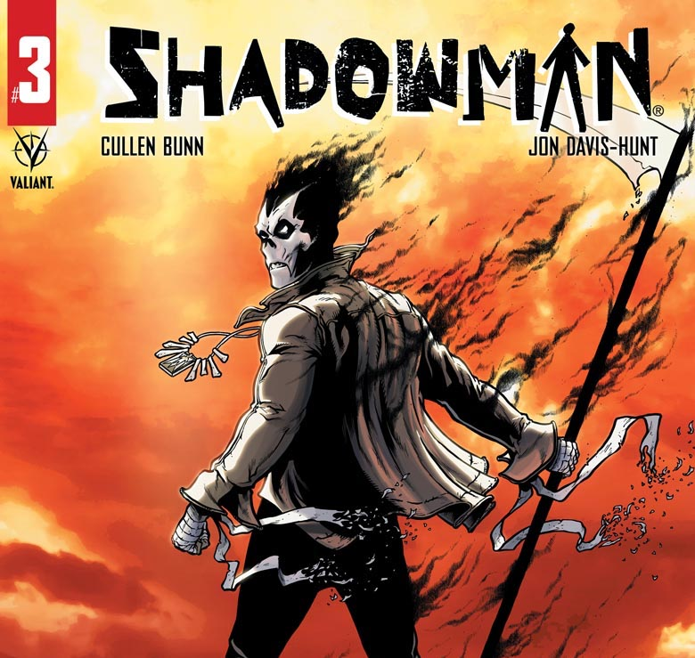 'Shadowman' #3 raises the stakes in eye-opening ways