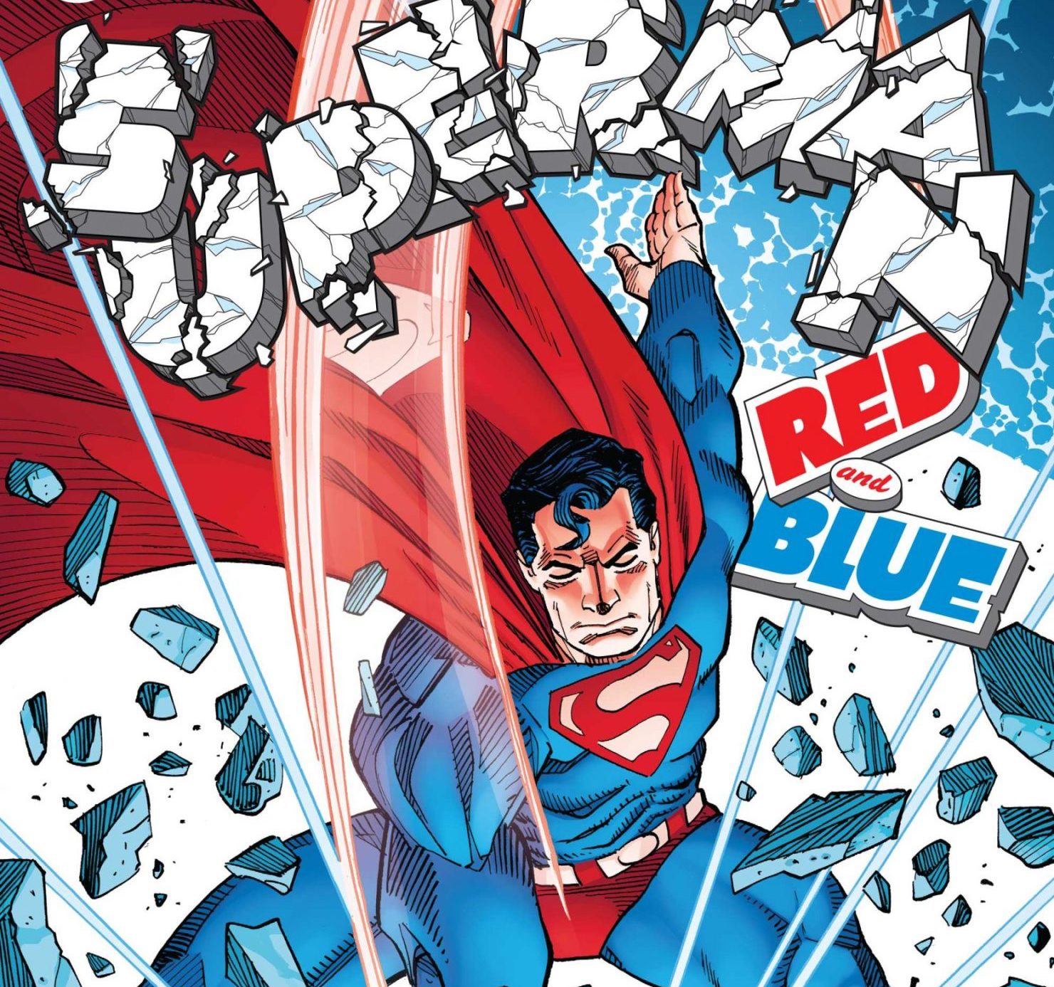 'Superman Red & Blue' #4 is an inspiring anthology issue